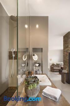 柏林-米特魯卡斯 11 號飯店 - 柏林 - 浴室