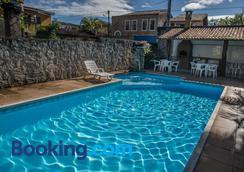 卡諾耶諾斯旅館 - 亞拿奧迪亞祖達 - 阿拉亞爾達茹達 - 游泳池