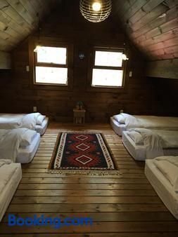 白馬村格拉姆山林小屋 - 白馬村 - 臥室