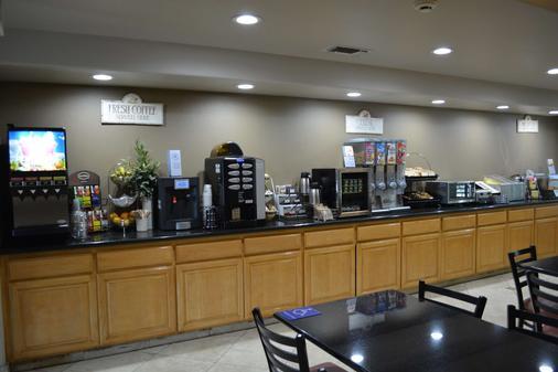 Best Western Lanai Garden Inn & Suites - San Jose - Buffet