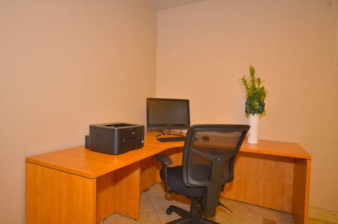 Best Western Lanai Garden Inn & Suites - San Jose - Business centre