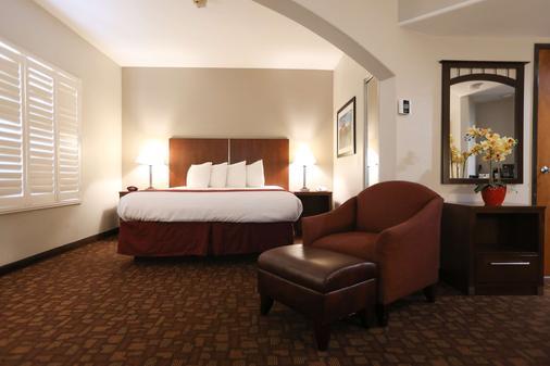Best Western Lanai Garden Inn & Suites - San Jose - Makuuhuone