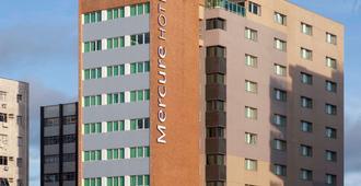 Mercure Maceio Pajucara Hotel - Maceió - Rakennus