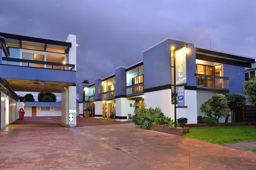 Waikanae Beach Motel - Gisborne - Building