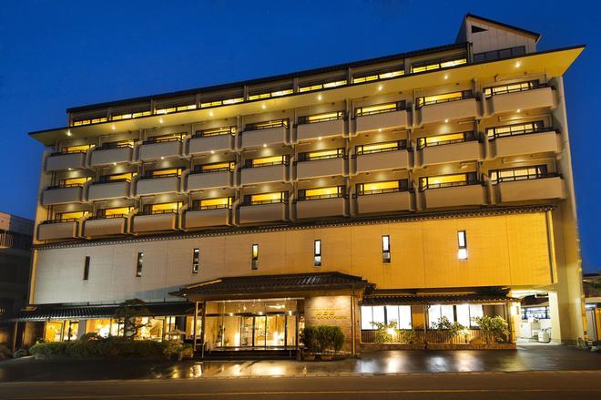 Kawaguchiya Kinosaki Riverside Hotel - Toyooka - Building