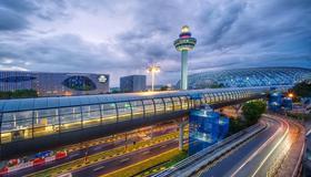 Crowne Plaza Changi Airport - Singapur - Edificio
