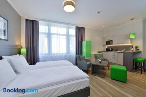 appartello - smarttime living Hamburg - Hamburg - Bedroom