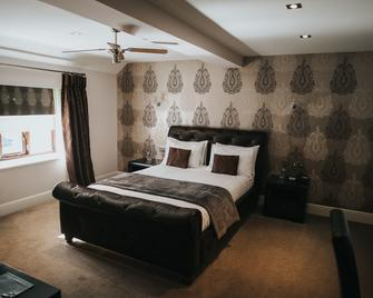 Hall Farm Hotel And Restaurant - Grimsby - Bedroom