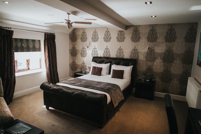 Hall Farm Hotel And Restaurant - Grimsby - Quarto