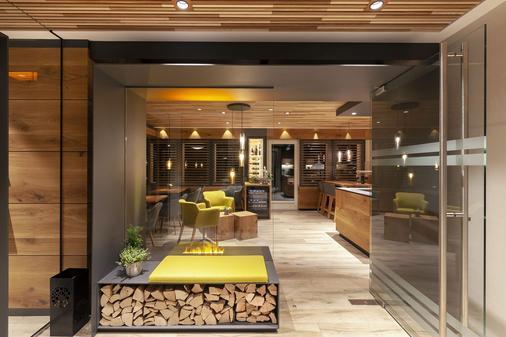 Hotel Eden No. 7 - Saas-Fee - Lobby