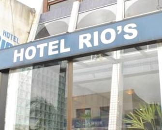 Hotel Rios - Jaguarão - Building