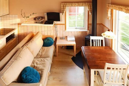 Hotel Kommandørgården - Rømø Kirkeby - Living room