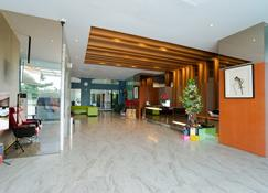 The Crew Hotel Kualanamu International Airport - Medan - Lobby