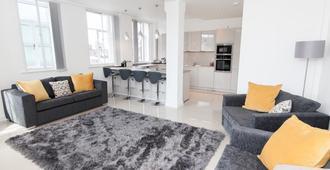 Casa Fresa - Oxford Place Apartment - מנצ'סטר - סלון