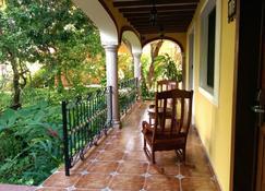 Ecotel Quinta Regia - Valladolid - Balkon
