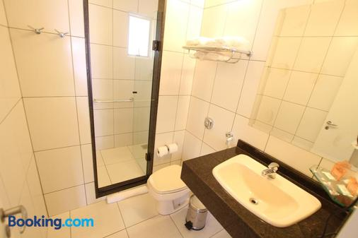 Hotel Confiance Batel - Curitiba - Μπάνιο