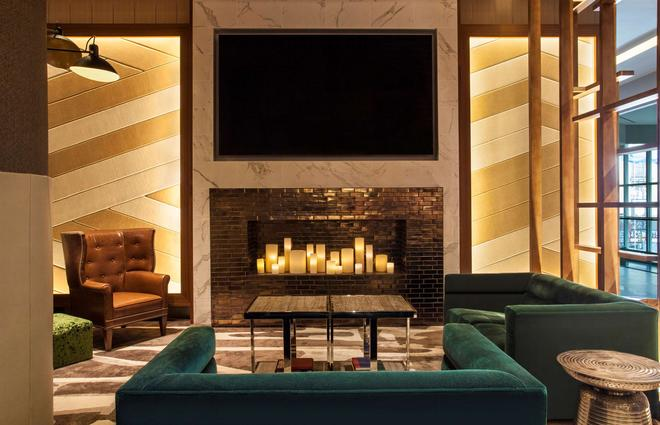 The Westin New York at Times Square - Nueva York - Lounge