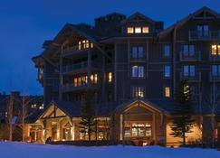 Four Seasons Resort Jackson Hole - Teton Village - Toà nhà