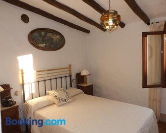 Casa Rural El Arriero - Belmonte - Slaapkamer