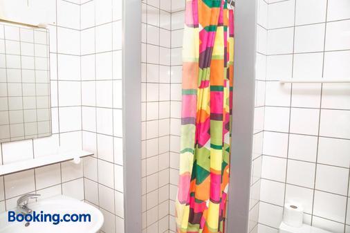 Hostel Europa - Bruges - Bathroom