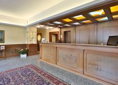 Best Western Titian Inn Hotel Venice Airport - Tessera - Front desk