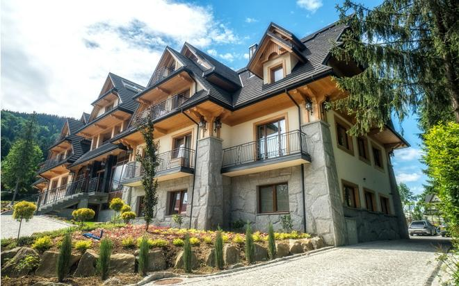 Gold Hotel - Zakopane - Building