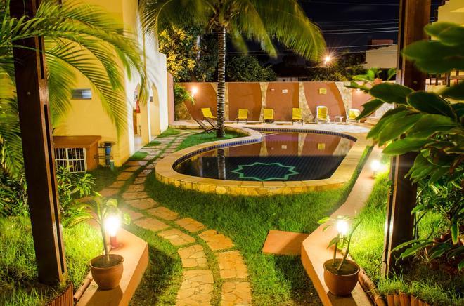 帕爾馬諾瓦酒店 - 馬瑟歐 - Maceio/馬塞約 - 游泳池