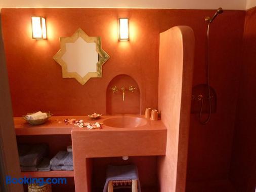 Dar Andamaure - Marrakesh - Phòng tắm