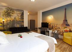 Ambra Boutique Hotel & Bistro - Constanza - Habitación