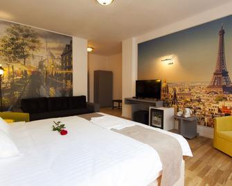 Ambra Boutique Hotel & Bistro - Constanţa - Bedroom