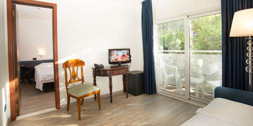 Fantinello Hotel - Caorle - Living room