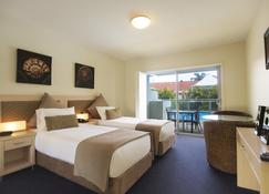 Oaks Port Stephens Pacific Blue Resort - Salamander Bay - Schlafzimmer