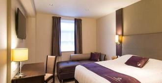 Premier Inn Nottingham Cty Ctr - Nottingham - Bedroom