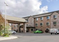 Quality Inn & Suites - Twin Falls - Rakennus