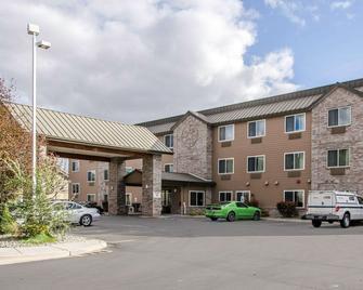 Quality Inn & Suites - Twin Falls - Byggnad