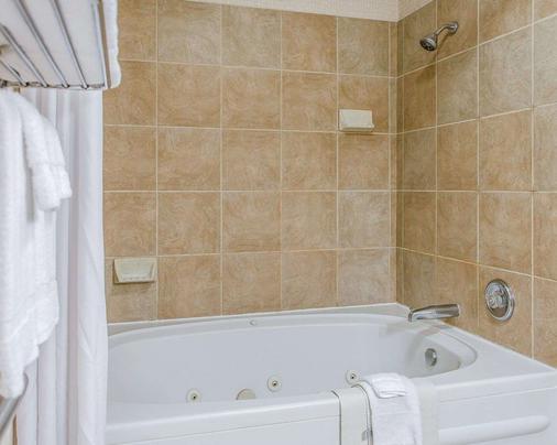 Quality Inn & Suites - Twin Falls - Bathroom