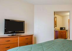 Quality Inn & Suites - Twin Falls - Bedroom