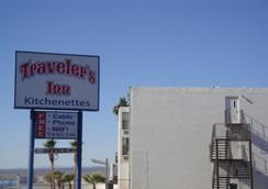 Travelers Inn Lake Havasu - Lake Havasu City - Outdoors view