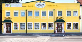 Der Stasta - וינה - בניין