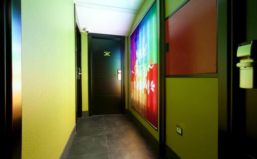 Hotel JC Rooms Chueca - Madrid - Couloir