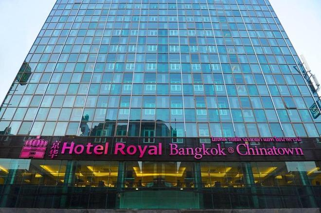 Hotel Royal Bangkok @ Chinatown - Bangkok - Building