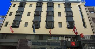Design Hotel F6 - Geneva - Building
