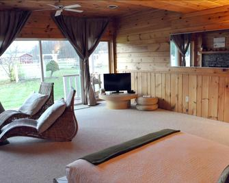 The Kaaterskill - Catskill - Obývací pokoj