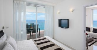 Island Luxurious Suites Hotel - Netanya - Soverom