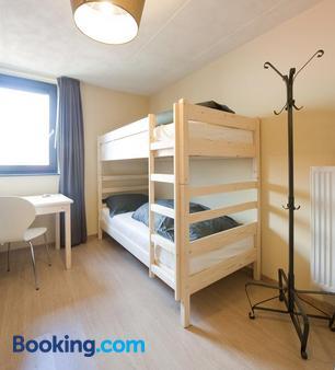 Leuven City Hostel - Leuven - Bedroom