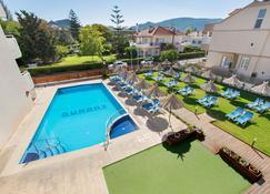 Sunday Hotel - Ialysos - Zwembad