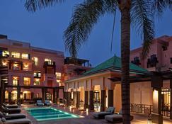 Movenpick Hotel Mansour Eddahbi Marrakech - Marrakesh - Building