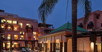 馬拉喀什曼蘇爾艾達哈比瑞享飯店 - 馬拉喀什 - 建築