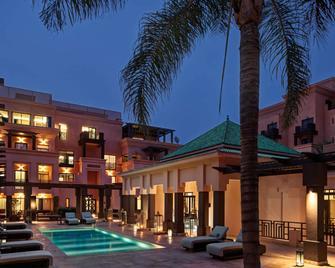 Movenpick Hotel Mansour Eddahbi Marrakech - Marrákeš - Building