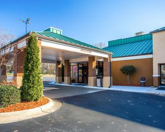Econo Lodge - Asheboro - Building